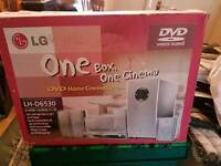 LG HOME CINEMA SYSTEM BOXED INC DVD
