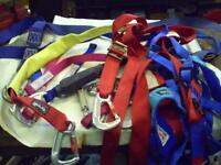 safety harness (troll multi purpose harness system)