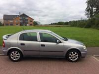 2002 VAUXHALL ASTRA 1.6 ENVOY / MAY PX OR SWAP