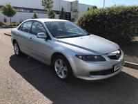 2006 56 MAZDA 6 1.8 TS 5 DOOR HATCHBACK NOT MONDEO VECTRA PEUGEOT ASTRA GOLF CHEAP CAR DELIVERY