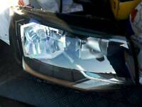 Vw transporter headlight