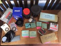 Job Lot of Camera Equipment
