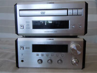 Yamaha E-600 MkII Micro CD/DVD Receiver System