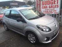 Renault 1.2 twingo extreme 2008 only 40000