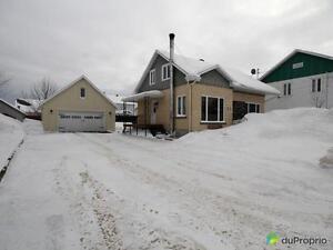 186 500$ - Maison 2 étages à vendre à St-Bruno-Lac-St-Jean
