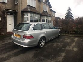 ex North wales police CID BMW 530d touring