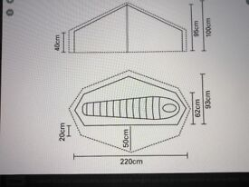 terra Nova Laser Competition tent