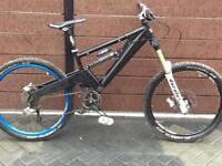 Orange 224 Downhill Mountain Bike