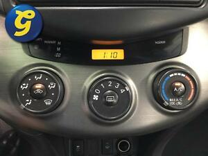 2012 Toyota RAV4 4WD*TRACTION CONTROL*PHONE CONNECT*CLIMATE CONT Kitchener / Waterloo Kitchener Area image 11