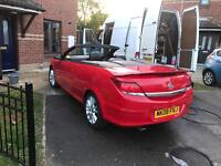 Vauxhall Astra 1.9cdti convertible