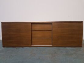 SKOVBY SM 773 TV UNIT CABINET WITH REMOTE LINK DANISH DESIGN LARGE SIDEBOARD DELIVERY AVAILABLE