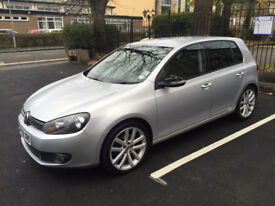 VW GOLF 2.0 GT TDI DSG 140 BHP HEATED LEATHER, 18 INCH ALLOYS