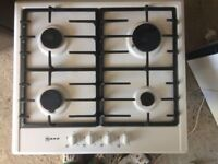 **NEFF**4 RING**GAS HOB**VERY GOOD CONDITION**FULLY WORKING**COLLECTION\DELIVERY**NO OFFERS**