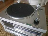 Vintage SONY stack music system