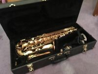 Elkhart Series Two Saxophone