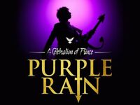 Prince tribute tickets fo this Saturday
