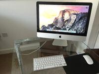 "Apple iMac 21.5"" Core i3 3.2GHz, 6GB Ram, 128Gb SSD, 500Gb HDD - Customised"