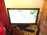Lg 42 inch lcd tv, read description