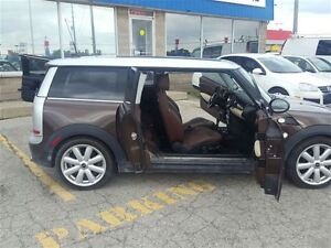 2010 MINI Cooper Clubman DUAL ROOF - FREE WINTER TIRE PACKAGE London Ontario image 13