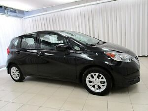 2017 Nissan Versa 1.6SV NOTE 5DR HATCH w/ HEATED SEATS, ALLOY WH