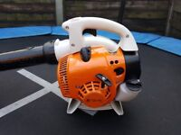 stihl bg56c SEE VIDEO! handheld leaf blower in very good condition as sh86,bg86