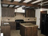 Carpenter -Joiner bespoke/custom -kitchens,furniture and cabinet maker,general carpentry