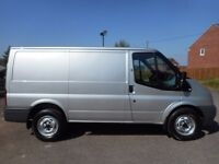 NO VAT!! Stunning Ford transit 140bhp,Very rare rear wheel drive One owner with full service history