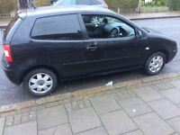 VW Polo 2004 Long MOT £699