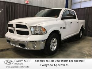 2014 Ram 1500 OUTDOORSMAN, W/ SPARE, TOW PACKAGE!