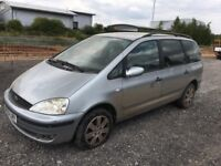 FORD GALAXY ZETEC 1.9 TDI 7 Seater 1 OWNER
