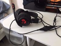 MSI DS502 7.1 Usb Headset, Gaming Headset
