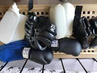 Martial arts pad set