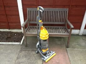 DYSON DC15 VACUUM FULLY REFURBISHED, TOOLS, WARRANTY