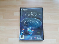 Star Trek Legacy and Pirates of The Caribbean PC DVD Games