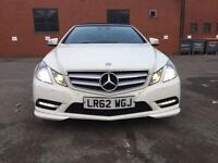 Mercedes Benz E 220 Cdi diesel 2012 top condition HPI clear