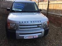 2006 06 land rover discovery 3 tdv6 seven seater six speed manual full service history immaculate