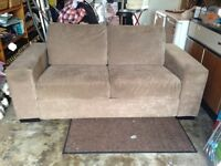 Modern sofa bed - like new condition