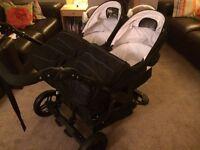 Double Buggy O'Baby Zezu Twin