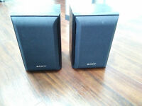 Sony SS-B1000 Bookshelf Speakers