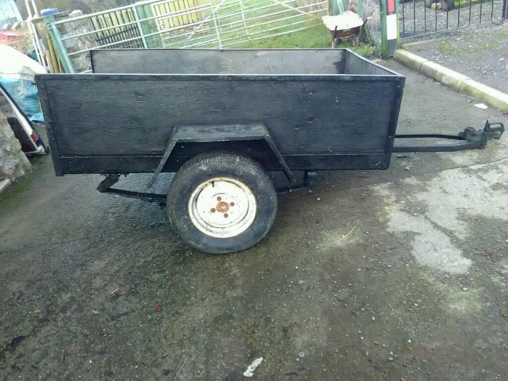 builder trailer (6x3)