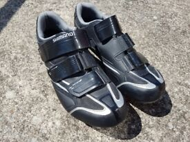 Shimano R078 road shoe size 47