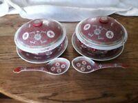 Chinese serving set