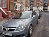 Vauxhall veczta 1.9 cdti sri automatic 2007