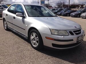 2005 Saab 9-3 Come on in and see this beauty! Linear Manual Kitchener / Waterloo Kitchener Area image 6
