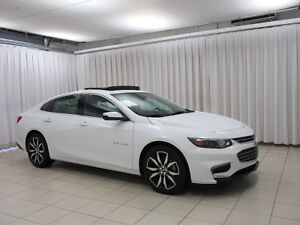 2017 Chevrolet Malibu TEST DRIVE THIS BEAUTY TODAY!!! LT SEDAN w