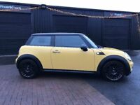MINI ONE 1.4 petrol only 38,000 miles
