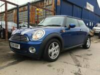 MINI Hatch 1.6 Cooper Hatchback 3dr Petrol Manual