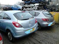 Vauxhall Corsa 2008 petrol