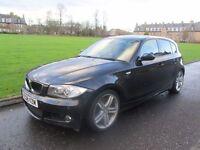 2008 123d ///M Sport 5 Door Hatchback - Finance available - 204 BHP Twin Turbo Diesel & 50+ MPG