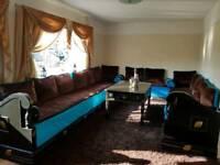 Beautiful Moroccan sofas